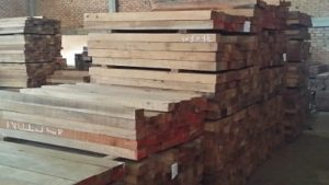 2.Pyinkado Rough Sawn