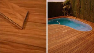 7.Treated (KD) Teak T & G and Decking
